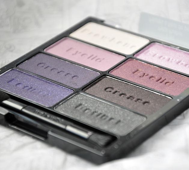 wet n wild petal pusher palette makeup eyeshadow beauty colours