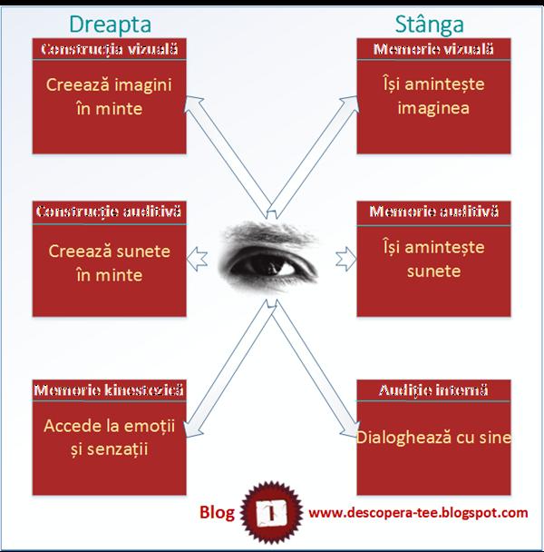 Mișcările ochilor