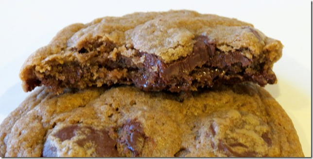 Cocoa Chocolate Chip Cookies 3
