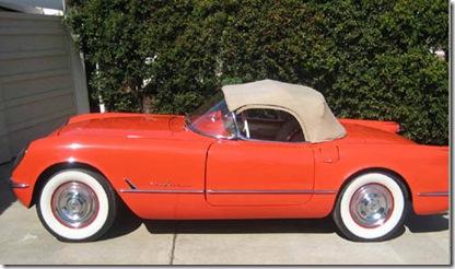 1955-Corvette-convertible
