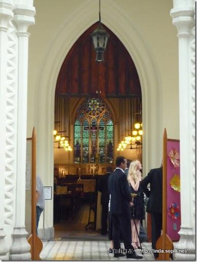 聖約翰教堂-正門