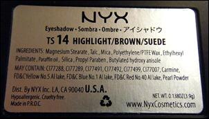 NYX Highlight