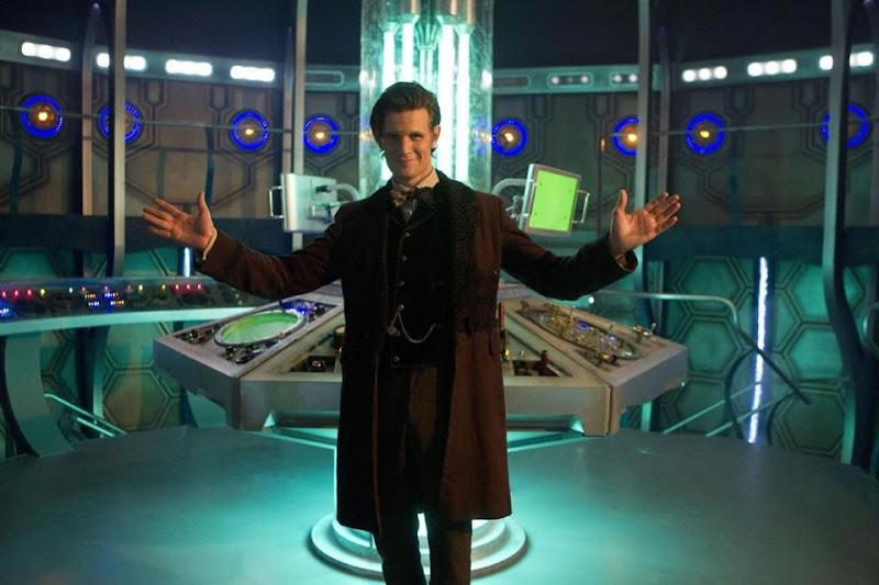 Matt Smith Leaving Doctor Who