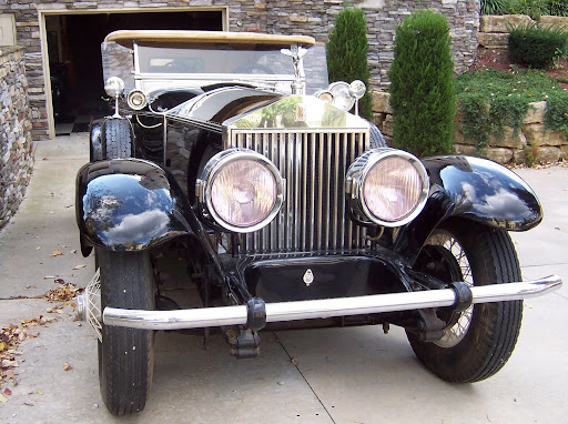 1927 RR Pall Mall Tourer
