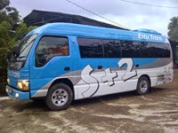 travel Jogja Pangandaran estu trans