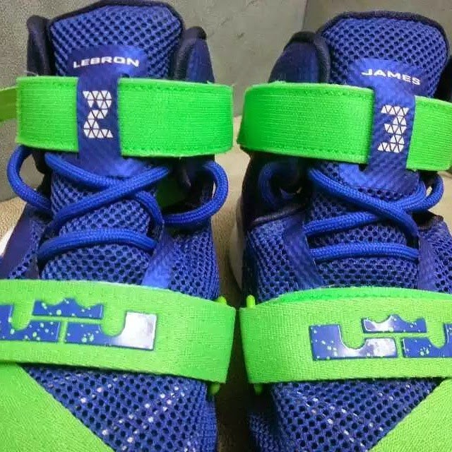 Another Look at Upcoming Nike Zoom Soldier IX 8220Sprite8221 ...
