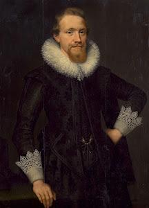 RIJKS: attributed to Salomon Mesdach: painting 1619
