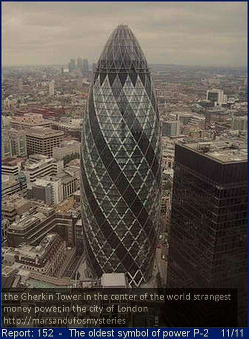 Gherkin Tower