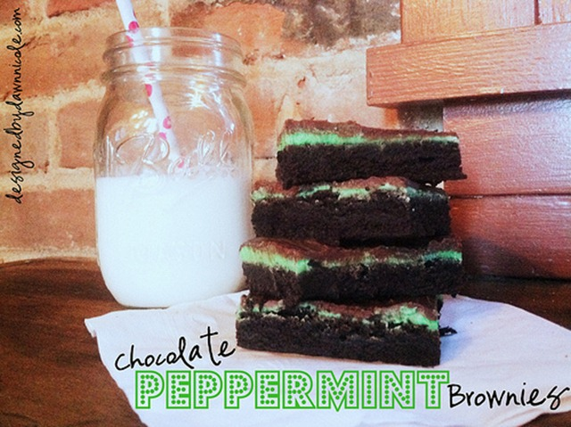 peppermint bars