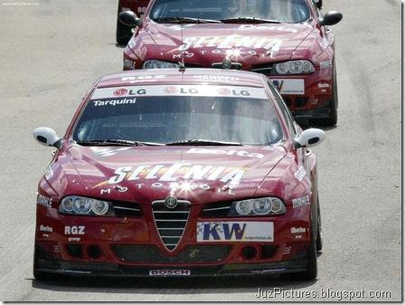 Alfa Romeo 156 GTA Autodelta (2004)7