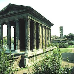 Templo de la Fortuna Viril. Roma