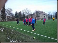 Inter Warszawa a jogar fora