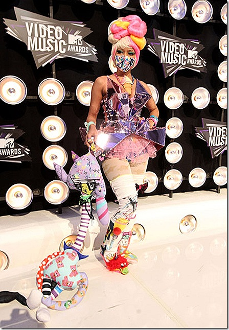 Nicki-Minaj-MTV-VMA-2011