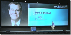 Dennis Brimhall Keynote at RootsTech