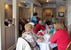 Ladies Monthly Luncheon