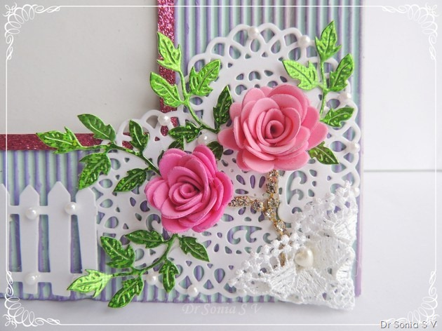 Quilled Photoframe  6