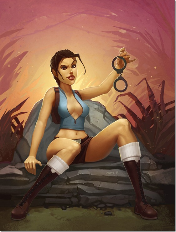 Lara Croft (200)