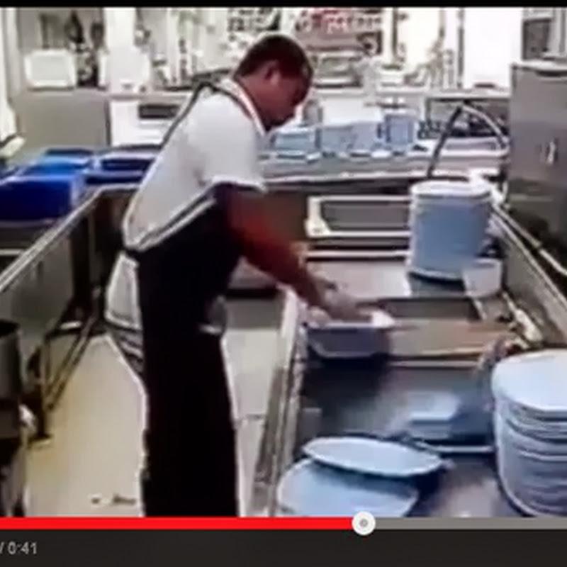 Το ποιο γρήγορο πλύσιμο πιάτων