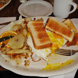 breakfast in Collingwood, Ontario, Canada