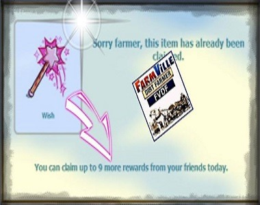 Farmville Feed Limit