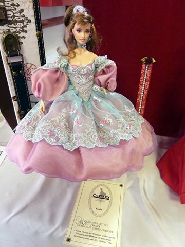 Madrid Fashion Doll Show - Barbie Artist Creations 14