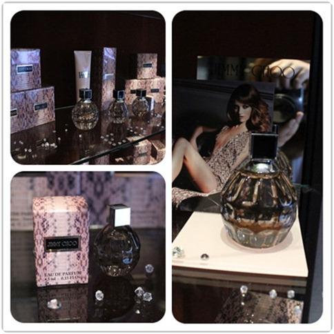 Jimmy Choo display