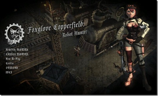 Foxglove Copperfield Robot Hunter free indie game image  (3)