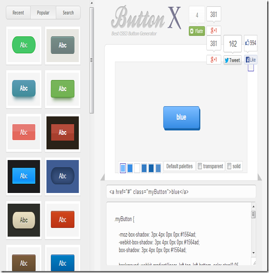 buttonx