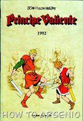 Principe Valiente 1992 [CRG] - 01