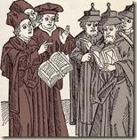 Disputatio entre clercs