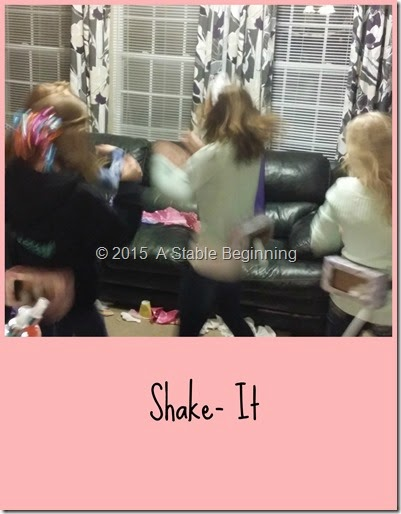 Shake-it Collage