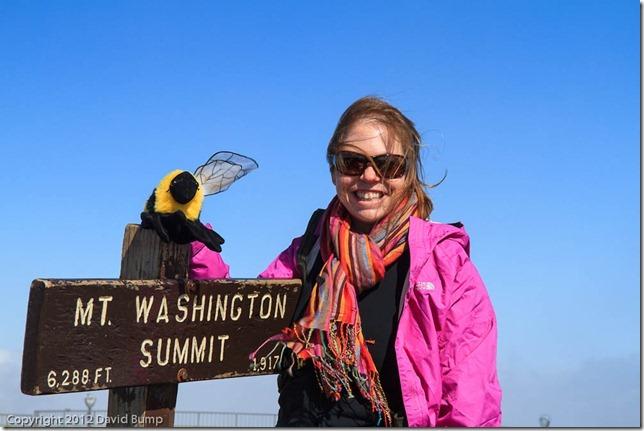 Mt. Washington Summit, New Hampshire