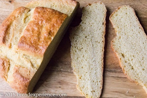 Classic French Bread with Einkorn
