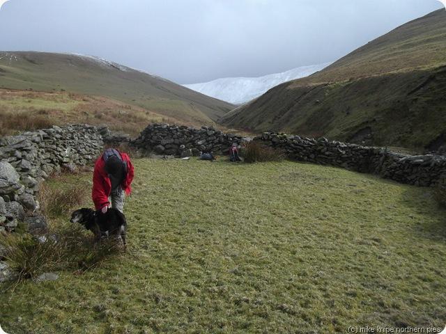 howggills sheepfold