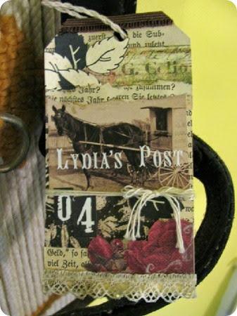 Lydia's Post- tag