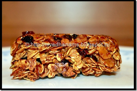 Granola Bar v1 - IMG_4818