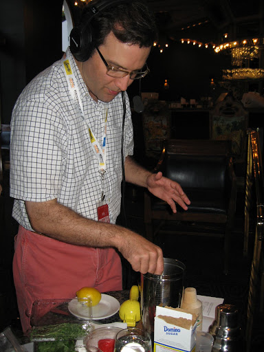 Allen Katz (Director of Mixology and Spirits Education for Southern Wine and Spirits of New York