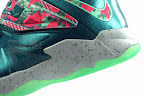 lebrons soldier7 power couple 26 web white The Showcase: Nike Zoom Soldier VII Power Couple (GitD)