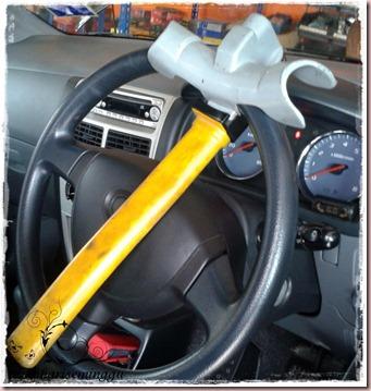 steering lock 1