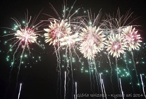 Glória Ishizaka - PL 2014 - Kyosso sai - fogos 5 a