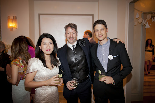 Junko Yoshioka, David Gomez, and David Yassky from The Aisle New York