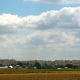 Panorama Kalisza z Kościelnej Wsi