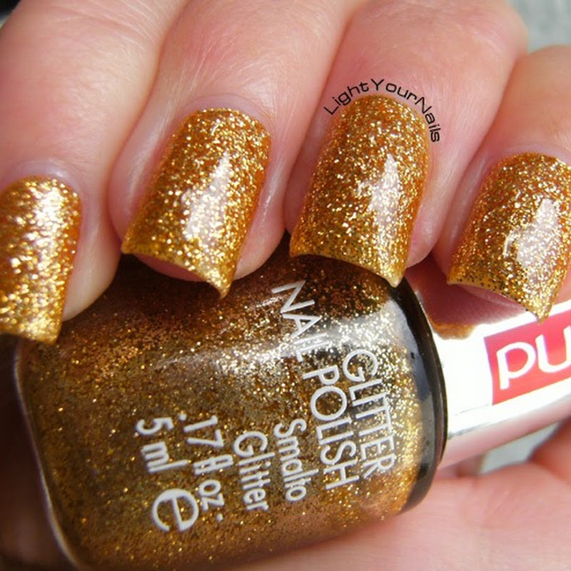 Pupa Glitter 820 Gold