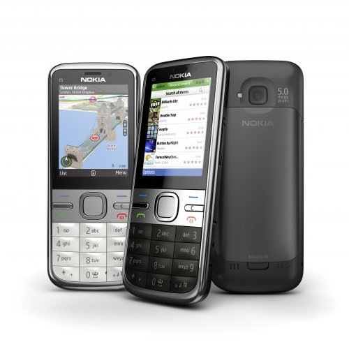 Nokia-C5-00-5MP-Official pictures