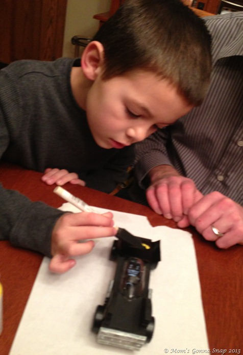 Pinewood Derby - Batmobile by MomsGonnaSnap (2)