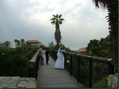 Jaffa Wishing Bridge  Courtesy of The Old Jaffa Development Corporation