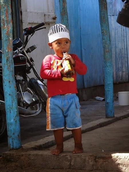 Copil Republica Dominicana: Isla Saona