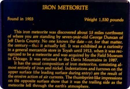 1-meteorite