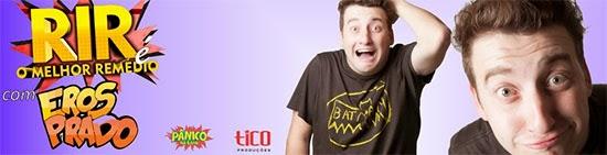 """Espetáculo """"Rir é o Melhor Remédio"""" será apresentado dia 27, sábado, em Salto"""