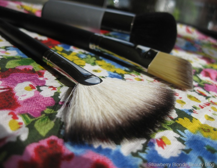 Japonesque Fan Brush